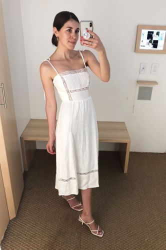 I Have This Thing for White Dresses-Here Are the 6 I Wear on Repeat