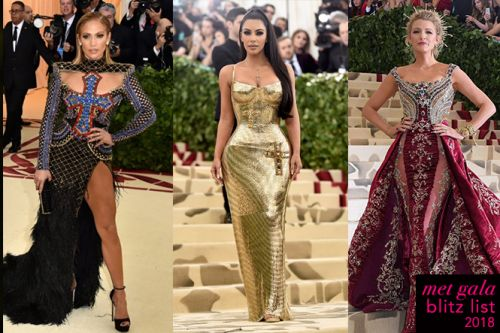 The Most Daring & Divine Met Gala Looks from A to Z