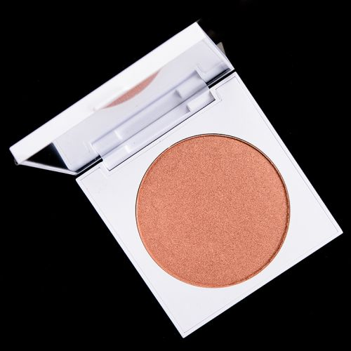 ColourPop Happy Camper Pressed Powder Highlighter Review, Photos, Swatches