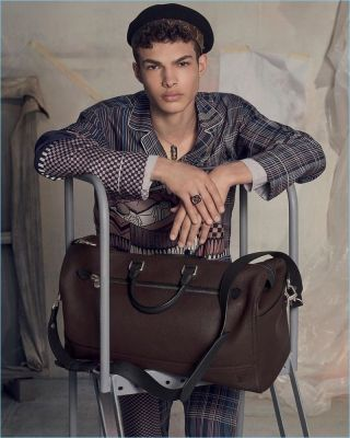 Louis Vuitton Enlists Fresh Faces for Fall '17 Campaign
