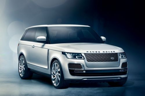 Land Rover Introduces New Range Rover SV Coupe