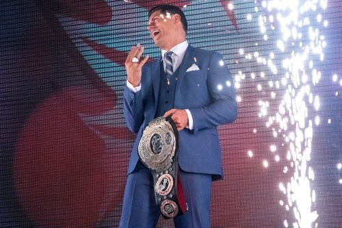 Meet the face of Ring of Honor, who is trying to challenge WWE
