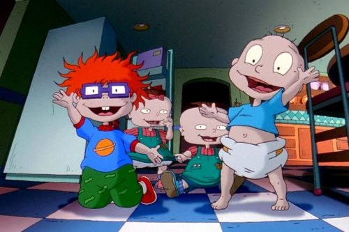 'Rugrats' Gets a Revival & Live-Action Film