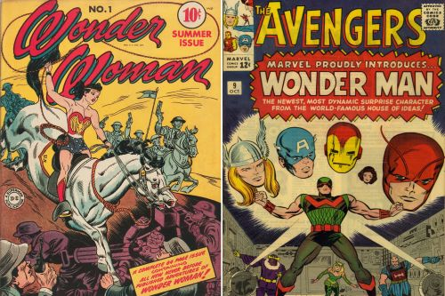 The most infamous times Marvel and DC ripped each other off