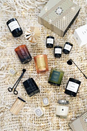 Favorite Luxury Candles for Holiday