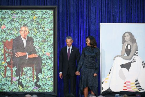 Obama Presidential Portraits to be Exhibited in Five Museums Across the U.S
