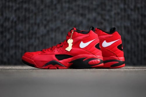 "Nike Air Maestro II ""Trifecta"" Pays Tribute to Scottie Pippen"