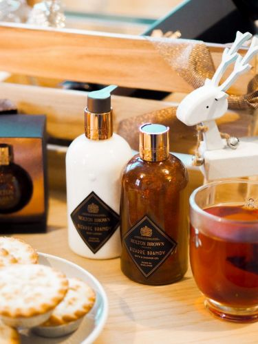 Molton Brown Bizarre Brandy: The Most Beautiful & Luxe Christmas Collection Yet