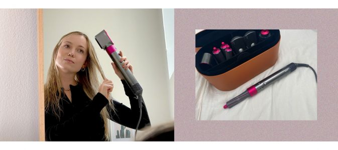 Our Editor Swears This Hair Tool Rivals a Trip to the Salon