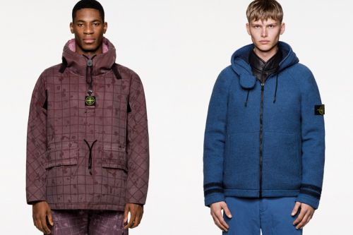 Stone Island Reveals Broad Range of Outerwear for FW20 Icon Imagery Collection