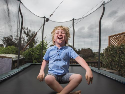 These Touching Photos Show The Ordinariness Of Raising Kids With Special Needs