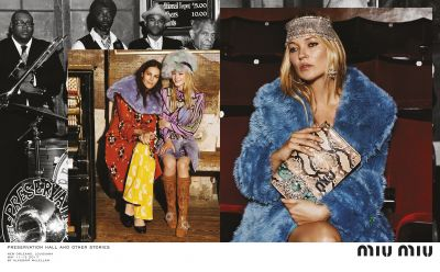 Miu Miu's AW17 Campaign is Here And It Stars Kate Moss