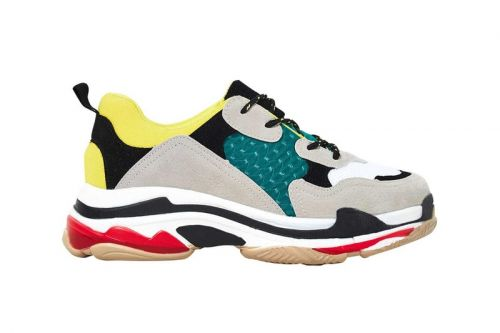Ego Creates Most Blatant Balenciaga Triple S Ripoff Yet