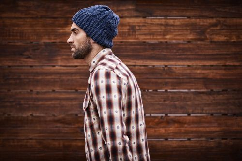 Is this bearded hipster proof that all 'anti-conformists' look alike?