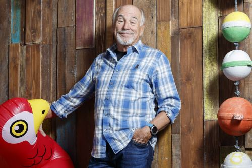 Jimmy Buffett almost wasted away in 'Austin, Texasville'