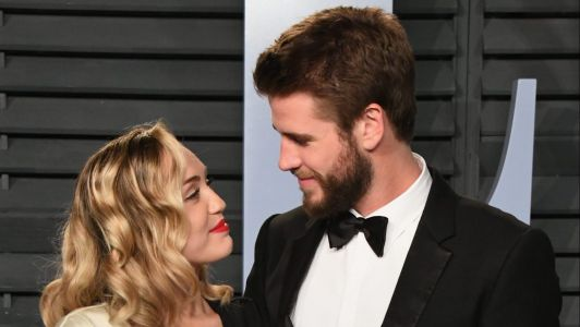 Miley Cyrus Wrote Liam Hemsworth a Sweet Love Letter for His Birthday