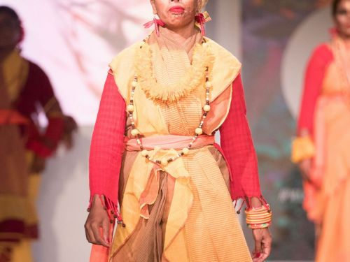 Acid Attack Survivors Take To The Runway