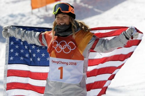 Winter Olympics 2018 | Jamie Anderson Wins Gold In Women's Snowboard Slopestyle