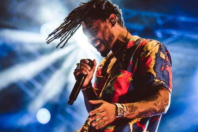 Miguel Soulfully Covers Pussy Riot's 'Make America Great Again'