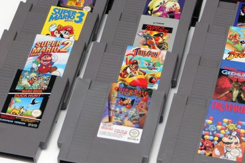Dutch Drug Dealers Use Nintendo Cartridges to Hide Substances