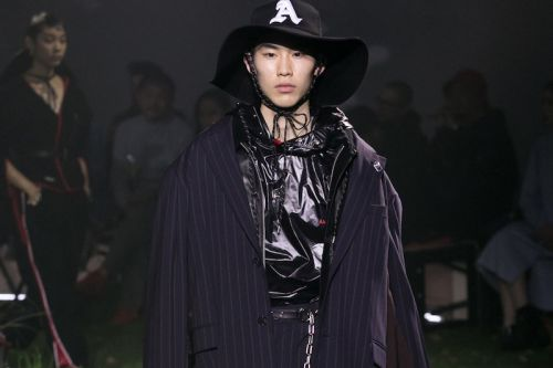 AMBUSH® Hits the Runway With Tweaked Sportswear and Tailoring