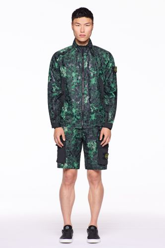 A First Look At Stone Island's Spring 2018 Collection