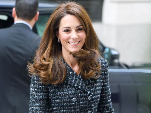 Kate Middleton Just Wore the Trend Every Royal Owns