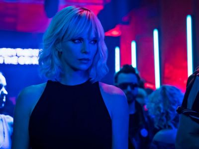 Good News: Charlize Theron Is Just As Badass Offscreen As She Is In Atomic Blonde
