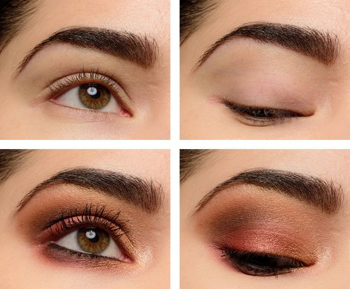 How to Apply Eyeshadow: Smokey Eye Makeup Tutorial for Beginners