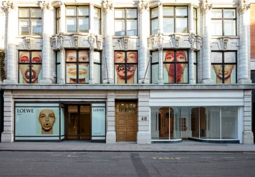 Loewe To Open New Flagship On Bond Street