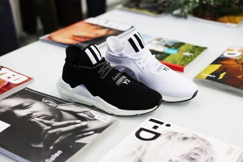 The adidas Y-3 Saikou Silhouette Is Now Available