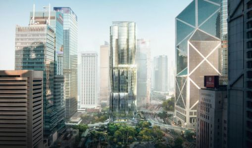 ZHA ARCHITECTS TO DESIGN 2 MURRAY ROAD, HONG KONG