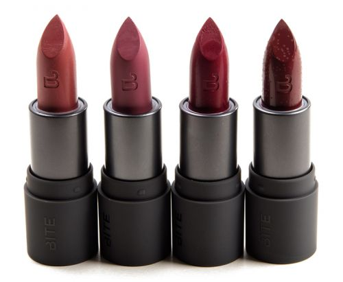 Bite Beauty Four Little Bites Mini Amuse Bouche Lipstick Set Review & Swatches