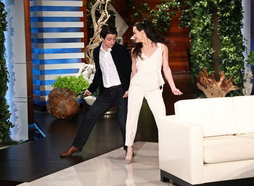 Tessa and Scott Just Confirmed Whether They're Dating or Not on Ellen