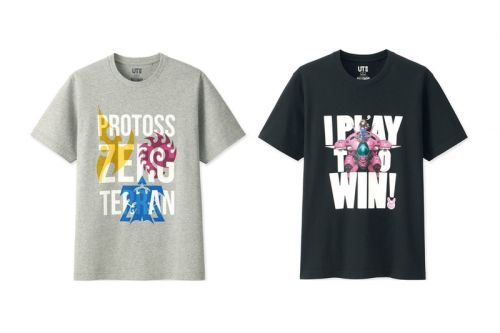 UNIQLO Teams Up With Blizzard Entertainment for UT Capsule
