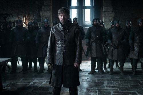 New 'Game of Thrones' photos: another bombshell reveal