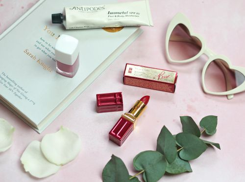 Elizabeth Arden MarchOn: How One Lipstick Is Helping To Change The World