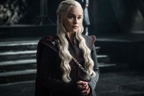 Emilia Clarke Drops Major Hint About Daenerys' Final Scene in 'Game of Thrones'