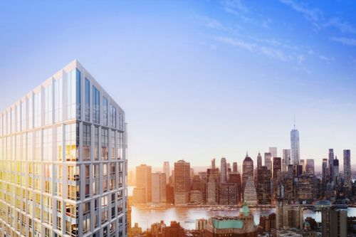 """In Extell's """"Brooklyn Point,"""" Condos Start at $840K USD"""