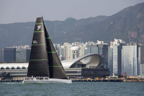 Rolex China Sea Race Entries Building Up for 30th Edition