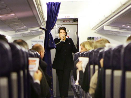 Dirty Diapers & Celebrity Sightings: The Confessions Of Former Flight Attendants