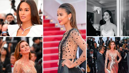 Glam Chic Shines 2019 Cannes Film Festival - Hair by Franck Provost Paris