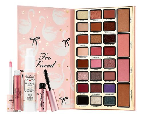Too Faced Dream Queen Make Up Collection for Holiday 2018 Release Date + Brand Swatches