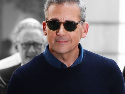 Here's What Steve Carell Thinks About The Internet's Reaction To His Gray Hair