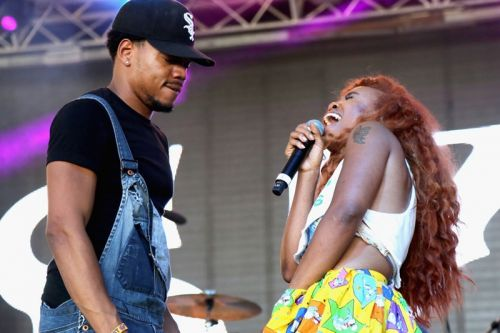 SZA Brings out Chance The Rapper at NYC Stop of 'Ctrl' Tour