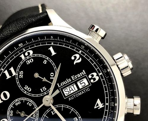 A brief history of Louis Erard watches