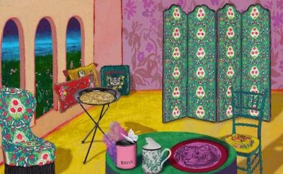 Gucci Décor collection will launch at Bergdorf Goodman