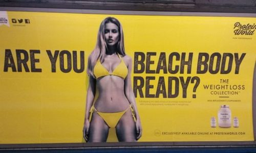 Sexist and stereotypical ads are being banned in the UK