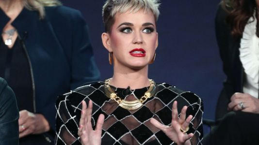 Katy Perry Just Learned a Valuable Lesson: Don't Kiss Strangers on the Mouth