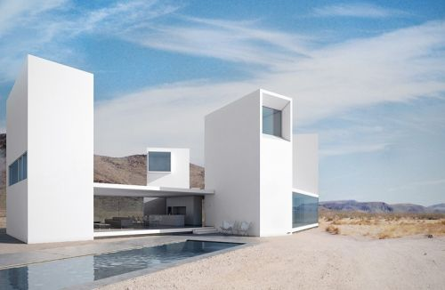 Extraordinary Architecture Built to Exist in the Desert